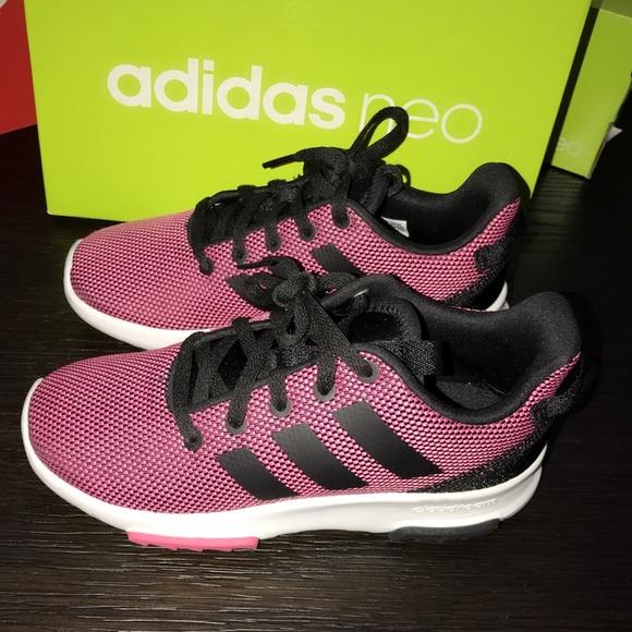 Le adidas scarpe tennis ragazze sz 15 poshmark
